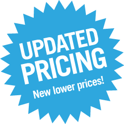 Updated Webinar Pricing!